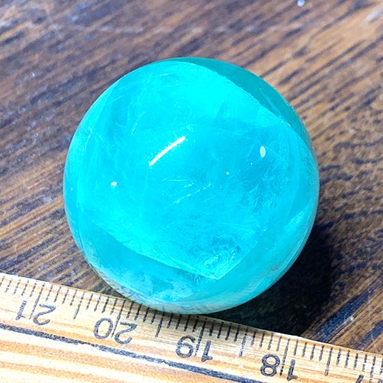 中国産蛍石球/きらら舎