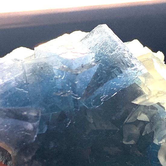 青い蛍石12月新入荷/きらら舎