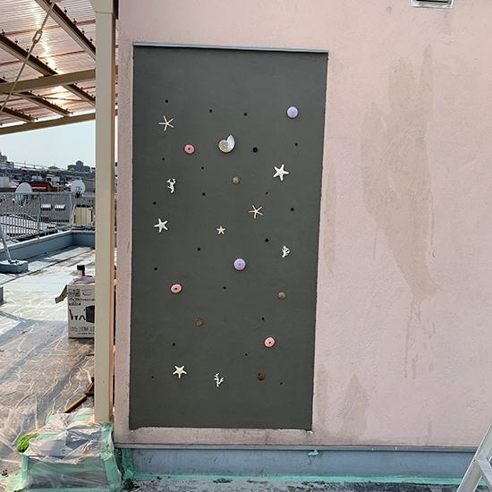 屋上実験室工事/きらら舎
