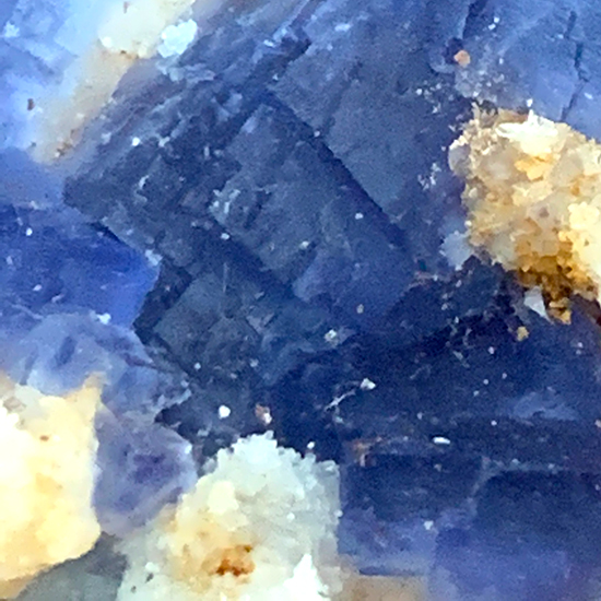 母岩付きビンガム産蛍石/きらら舎