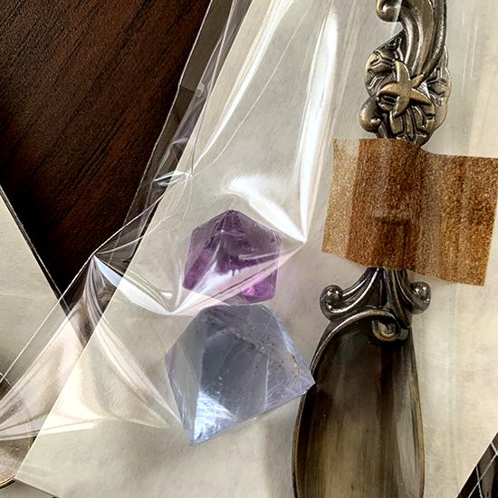 イリノイ州産蛍石オールドコレクションカラー/きらら舎