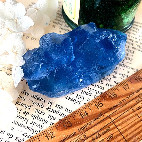 中国産青い蛍石/きらら舎