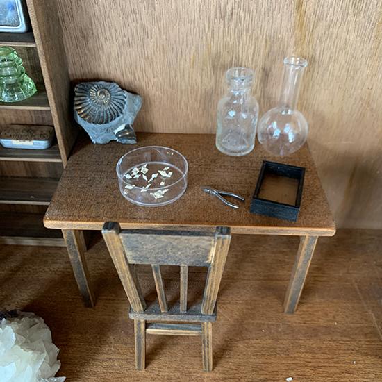 ミニチュア家具ワークショップ/きらら舎