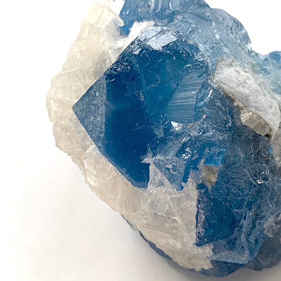 湖南省の青い蛍石/きらら舎