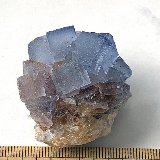 ビンガム産母岩付き蛍石/きらら舎