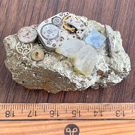 空想標本黄鉄鉱/きらら舎
