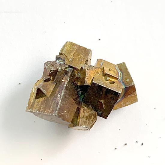 虹色黄鉄鉱/きらら舎