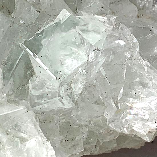 香花鋪鉱山の蛍石/きらら舎